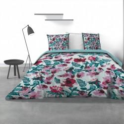 Parure de lit 2 personnes - Floral