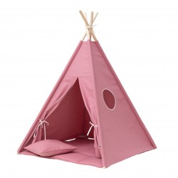 Ensemble Tipi - Rose cerise