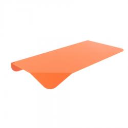 Etagère en métal Orange