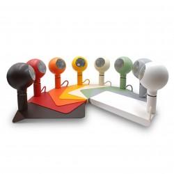 Lampe baladeuse et son étagère magnétique
