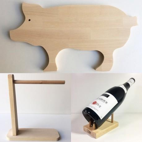 Kit apéro en bois