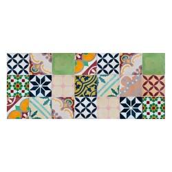 Tapis vinyle - Mosaique