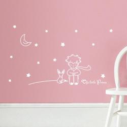 Sticker mural - Le petit Prince