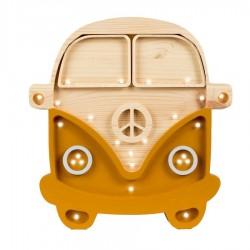 Lampe enfant en bois - Van