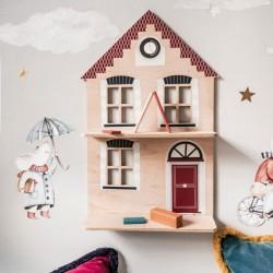 Etagère Maison en bois