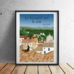 21/02/2021 Affiche - Le hussard sur le toit