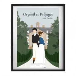 21/02/2021 Affiche - Orgueil et Préjugés