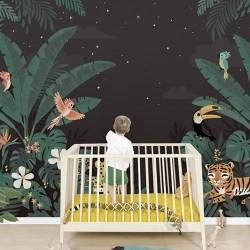 Papier-peint panoramique - Jungle