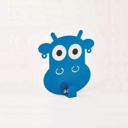 Patère Vache bleue soldée