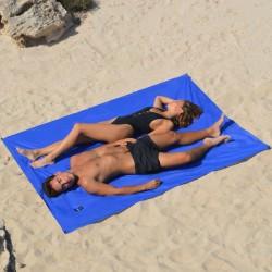 Drap de plage à fixations - 2 personnes