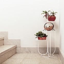 Gueridon pour plantes et objets