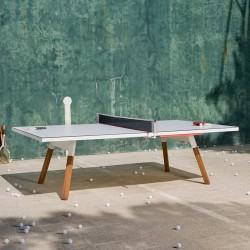 Table convertible Ping-Pong