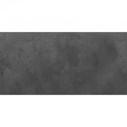 Tapis vinyle - Ciment gris foncé