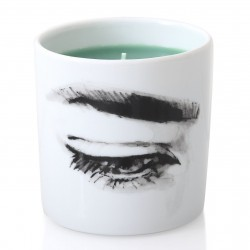 Bougie céramique - La timide