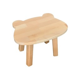 Tabouret - Marche pied Ours
