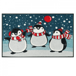 Tapis de passage - Pingouins