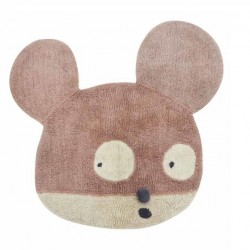 Tapis enfant - Mighty Mouse