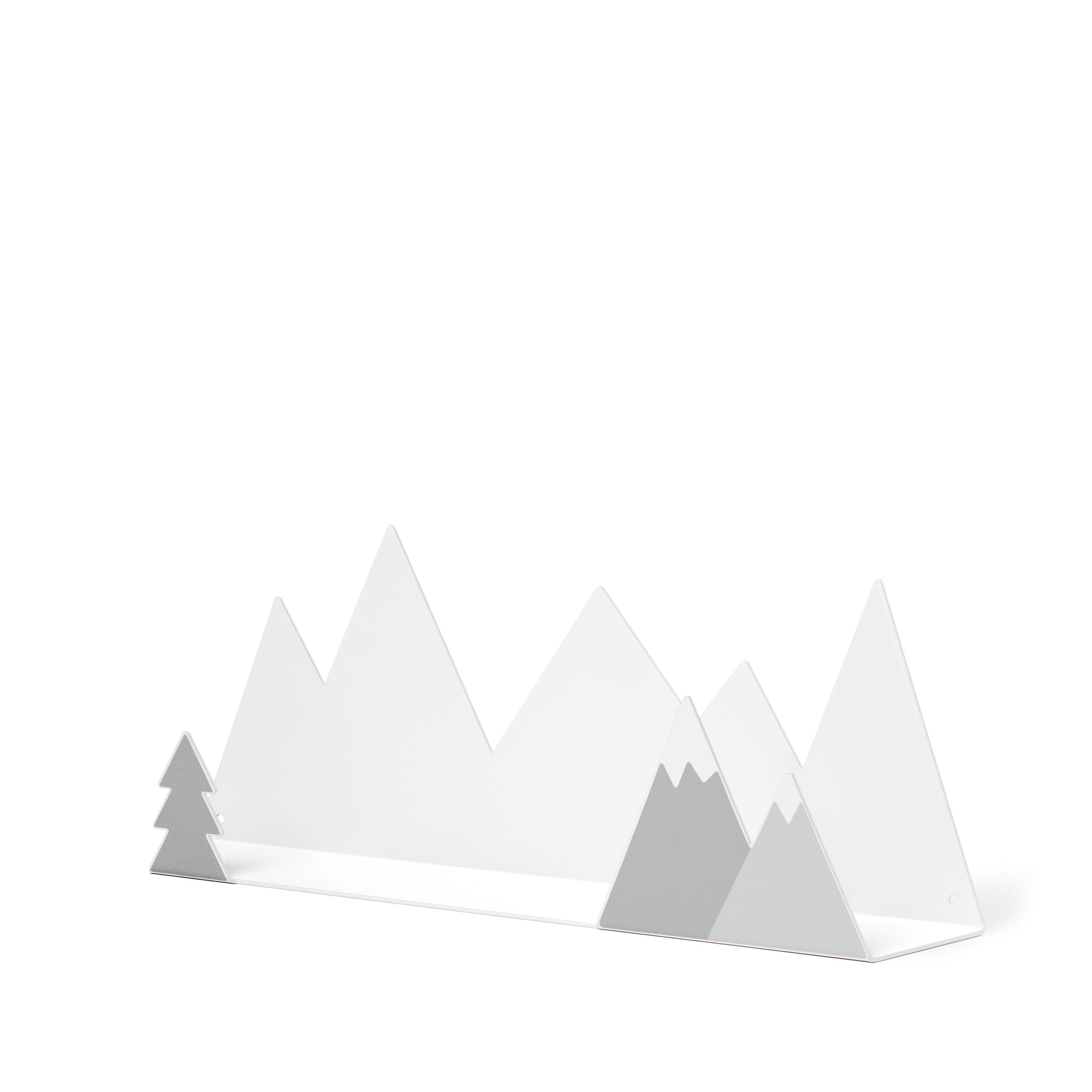Etagère enfants montagne grise métal en pour thQCBrsdxo