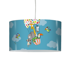 Suspension enfant pirate