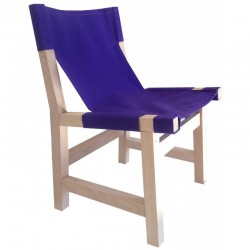 Chaise Ibiza - Violet
