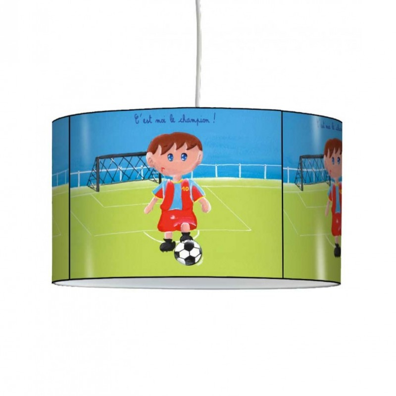 suspension enfant football. Black Bedroom Furniture Sets. Home Design Ideas