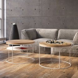 Table basse AMSTERDAM