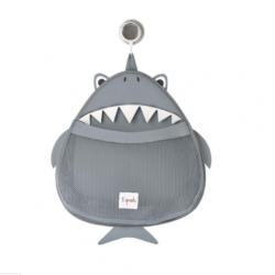 Filet de rangement pour le bain - Requin