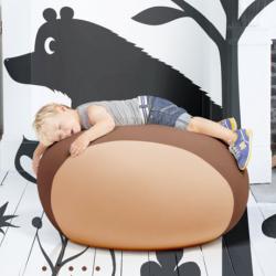 Pouf de relaxation enfant