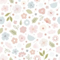 Papier peint intissé - Bloom