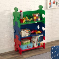 Bibliothèque puzzle